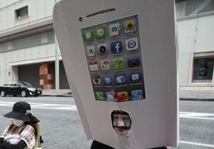 iPhone помогут находить себя в случае потери