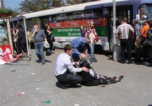 Для раскрытия дела о взрывах в Днепропетровске СБУ провела игру Бой с тенью