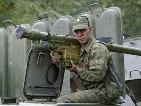Российские военные обстреляли деревню в Подмосковье