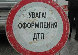 В Полтавской области в результате ДТП погиб милиционер