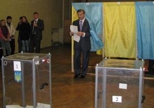 Партия регионов заявила, что победила в 49-ти из 50-ти мажоритарных округов в Крыму