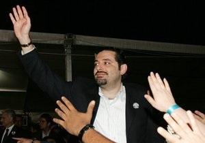 Премьер Ливана заявил, что Сирия непричастна к убийству его отца Рафика Харири