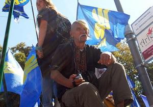 Свобода проведет съезд в День УПА