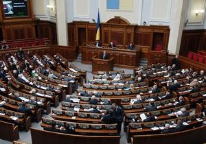 Тимошенко запретила бютовцам регистрировать законопроекты вместе с представителями большинства