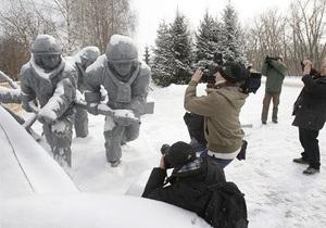 В Киеве появится сквер памяти жертв Чернобыльской катастрофы