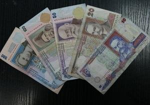 В марте денежная масса Украины выросла до 800 млрд грн