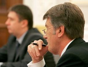 Источник: Сегодня Ющенко не будет обращаться к украинцам
