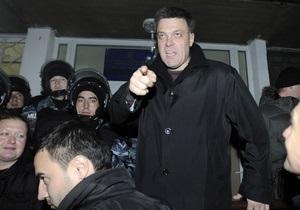 Свобода обвинила штаб Пилипишина в проведении псевдоопросов