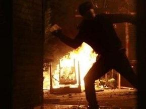 Беспорядки в Греции: анархисты хозяйничают в центре Афин