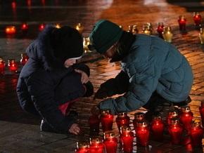В Ивано-Франковске почтили память жертв голодомора 1932-1933 годов