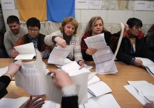 В Украине вступили в силу изменения в закон о выборах президента