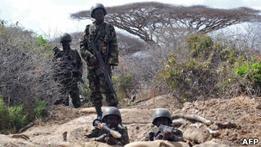 Войска правительства захватили оплот боевиков в Сомали