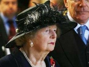 Канадский министр  похоронил  Маргарет Тэтчер