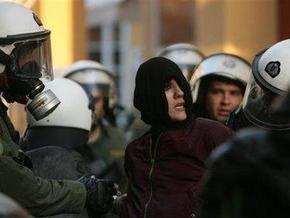 В центре Афин произошли столкновения мусульман с полицией
