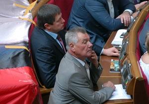 Из фракции НУ-НС исключили 12 депутатов. Среди них - Жвания и Каськив
