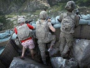 Американский солдат вступил в бой с талибами в трусах