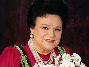 Людмила Зыкина празднует 80-летний юбилей