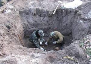 РФ намерена привести в порядок все захоронения российских солдат на Западной Украине