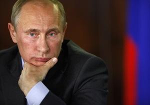 Рейтинг доверия россиян к Путину упал на семь процентов