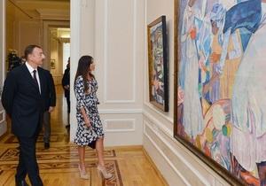 Съезд правящей партии Азербайджана расчистил жене Алиева путь к вершинам власти - СМИ