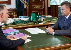 Ответил Януковичу. Табачник не видит нарушений в закрытии школ