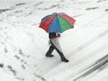 Завтра в Киеве пойдет снег
