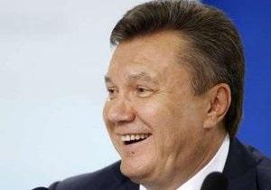 Янукович: Мы заинтересованы в расширении сотрудничества с Грецией (обновлено)