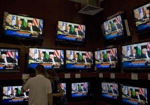 новости Донецка - Яценюк - Вставай, Украина - митинг - Яценюк: Донецкие телеканалы отказались транслировать анонс акции Вставай, Украина!