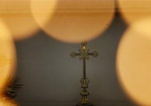 В Женеве неизвестные осквернили русскую православную церковь