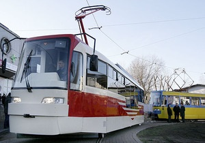 Корпорация Богдан поможет Киеву строить собственные трамваи