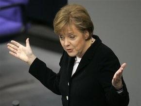 Меркель избрана канцлером Германии на второй срок