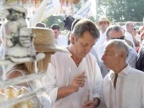 Ванникова рассказала, чем Ющенко займется в Сорочинцах