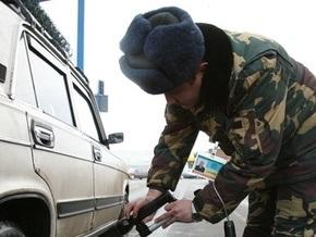 Украинская милиция перекрыла контрабандный канал вывоза валюты в Россию
