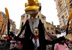 Карнавал и политика в Германии: невозможный союз возможен - DW