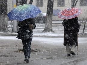 Зимой дороги Киева будут посыпать спецреагентом вместо соли
