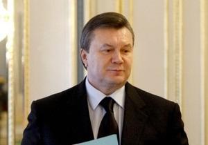 Янукович поручил разобраться с судьями, которые  заказывают зарубежных рок-звезд