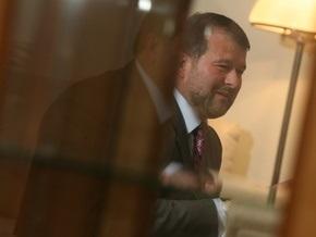 СМИ: Балога уходит от Ющенко из-за выборов