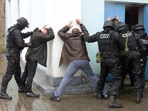 СБУ задержала банду, похитившую 70 тонн нефтепродуктов из трубопровода