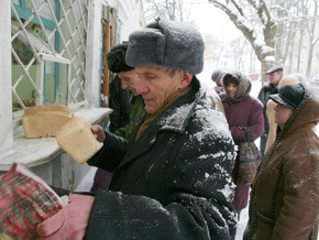 Фотогалерея: Кризис по-русски