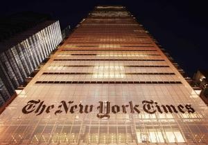 Выручка газет от рекламы в США рекордно падает