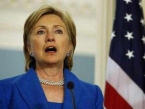 Клинтон призвала Тегеран освободить политзаключенных