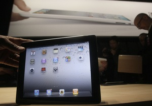 Сегодня стартуют продажи iPad 2 за пределами США