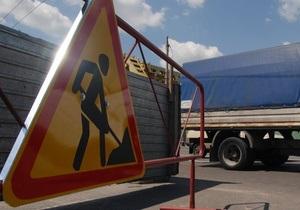 В Киеве построят новую дорогу от Подольского мостового перехода к проспекту Ватутина