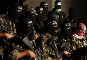 ХАМАС объединил 13 палестинских группировок для борьбы с Израилем