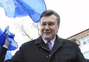 Янукович назвал Чехова  великим украинским писателем