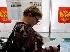 Российским партиям спишут долги за предвыборную рекламу