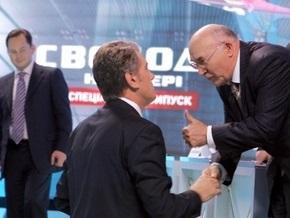 В Раде появились проекты постановлений об отставке Стельмаха и представителя Ющенко