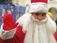 37,3% киевлян верят в Деда Мороза