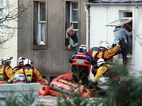 В Британии в результате наводнения без вести пропали 11 человек