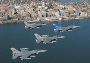 Румыния заменит советские МиГи подержанными американскими F-16